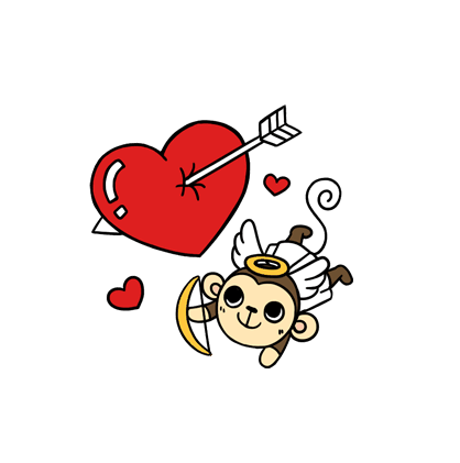 Love is in the Air Facebook sticker #29