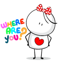 Love, Bigli Migli Facebook sticker #13