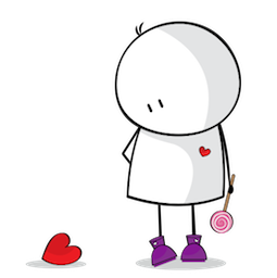 Love, Bigli Migli Facebook sticker #14