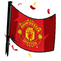 Manchester United Facebook sticker #3