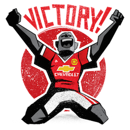 Manchester United Facebook sticker #6