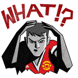 Manchester United Facebook sticker #9