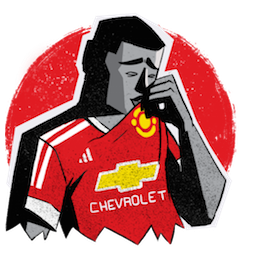 Manchester United Facebook sticker #10