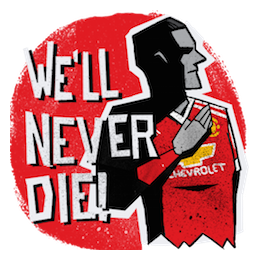 Manchester United Facebook sticker #11