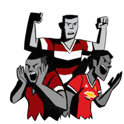 Manchester United Facebook sticker #12