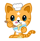 Mango Facebook sticker #4