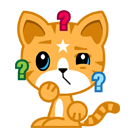 Mango Facebook sticker #9