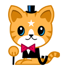 Mango Facebook sticker #11