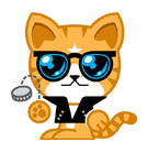 Mango Facebook sticker #18