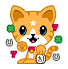 Mango Facebook sticker #21