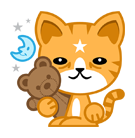 Mango Facebook sticker #22