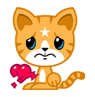 Mango Facebook sticker #24