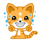 Mango Facebook sticker #26