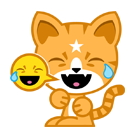 Mango Facebook sticker #31