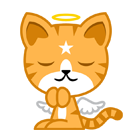 Mango Facebook sticker #34