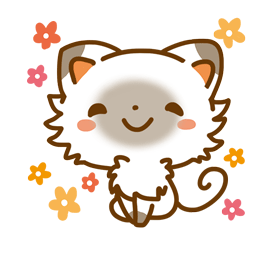 Meow Town Facebook sticker #8
