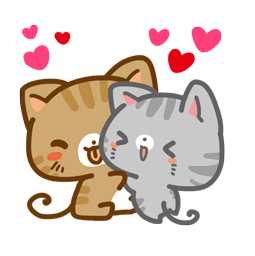 Meow Town Facebook sticker #9