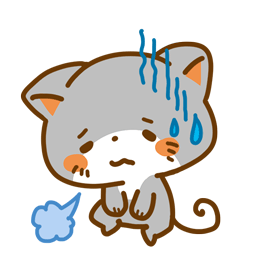 Meow Town Facebook sticker #18