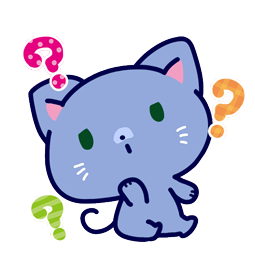 Meow Town Facebook sticker #19