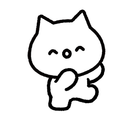 Meowy Facebook sticker #4