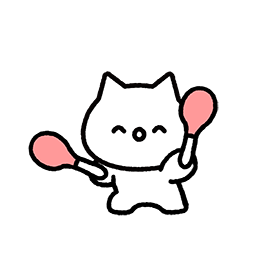 Meowy Facebook sticker #15