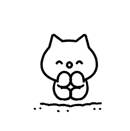 Meowy Facebook sticker #16