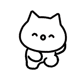 Meowy Facebook sticker #20