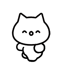 Meowy Facebook sticker #21