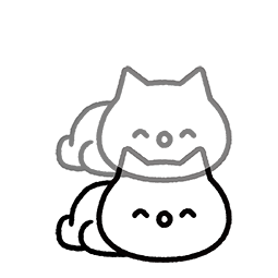 Meowy Facebook sticker #24