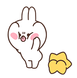 Facebook / Messenger Mimi and Neko Together Sticker #19