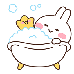 Mimi and Neko Together Facebook sticker #20