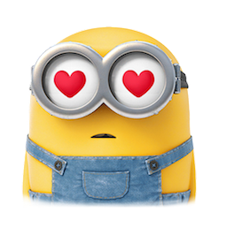 Facebook Minions stickers