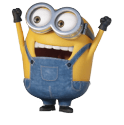 Los Minions Facebook sticker #2