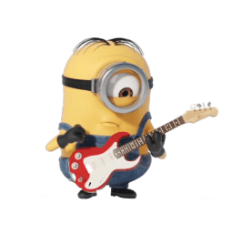 Los Minions Facebook sticker #4