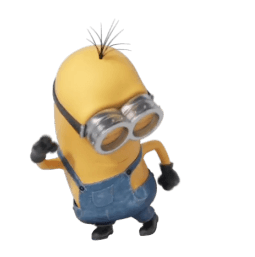 Los Minions Facebook sticker #5