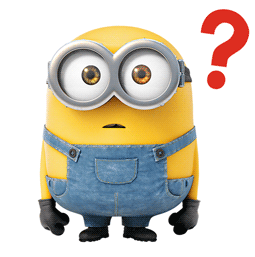 Los Minions Facebook sticker #8