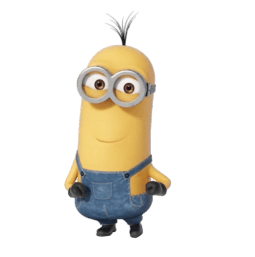 Los Minions Facebook sticker #9