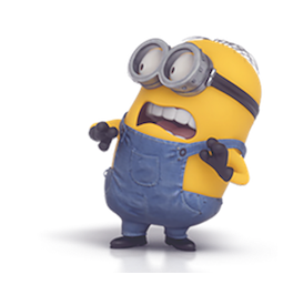 Los Minions Facebook sticker #11