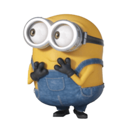 Los Minions Facebook sticker #12