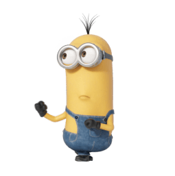 Los Minions Facebook sticker #16