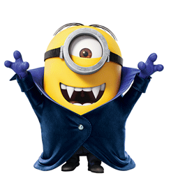 Los Minions Facebook sticker #21