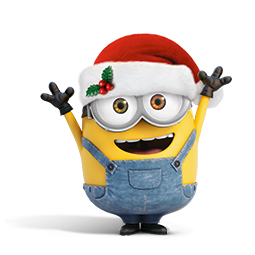 Los Minions Facebook sticker #22