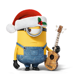 Los Minions Facebook sticker #23