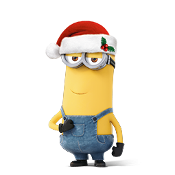 Los Minions Facebook sticker #24
