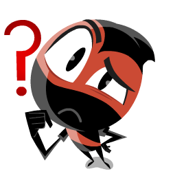 Launischer Ninja Facebook sticker #13