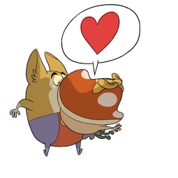 More Little Mushroom Facebook sticker #2