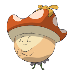 More Little Mushroom Facebook sticker #7