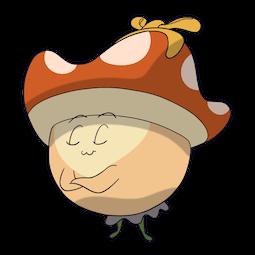 Facebook / Messenger More Little Mushroom Sticker #7 free download