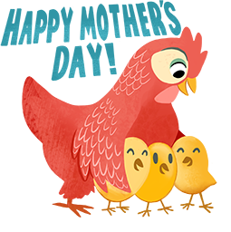 Motherly Love Facebook sticker #1