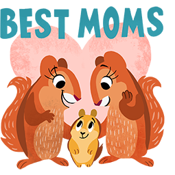 Motherly Love Facebook sticker #9
